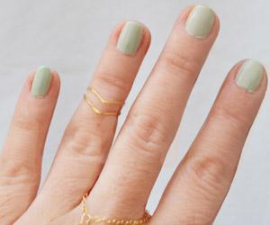 ring pair for finger