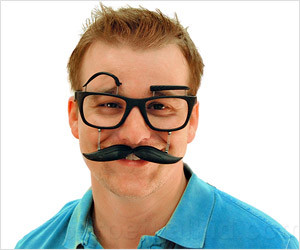 Moustache & Eyebrows Spectacles