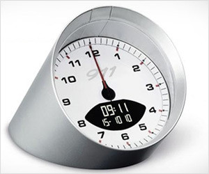 Porsche Table Clock