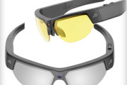 sunglasses with video camera
