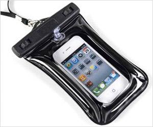 air filled waterproof bag for phone