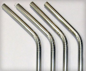 Steel Drink Straws