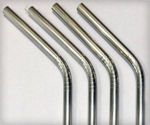 Steel Drink Straws