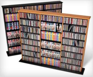 Huge DVD Storage