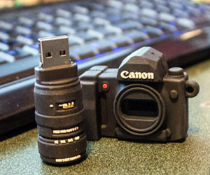 Camera Shape USB