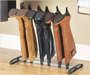 storage solution for bit gum boots