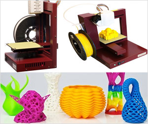 3d printer for home and small business for printing real life model prototypes
