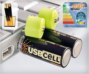 Rechargable USB Cells