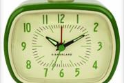 retro vintage alarm clock for office desk