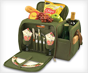 Spacious Picnic Bag