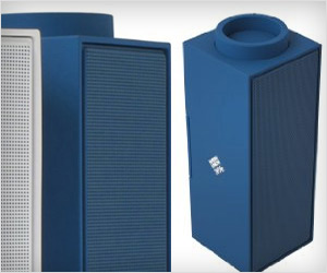 bluetooth speakers produce high quality sound using in-built sub woofer