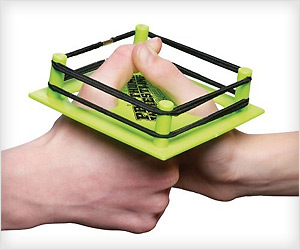 thumb wrestling ring for play