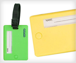 brights tags for luggage bags for easy indentification