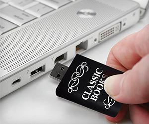 Classic Books USB