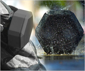 portable water proof speakers for mobile phone tablets