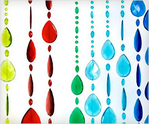 Colorful Beads Curtain
