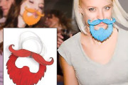 Party paper Beards for extra party fun