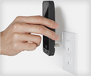 charge iphone from wall outlet with pocket plug without wires