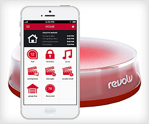 revolve control smart home devices from iphone