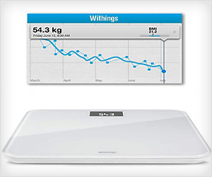wireless weight scale for iphone