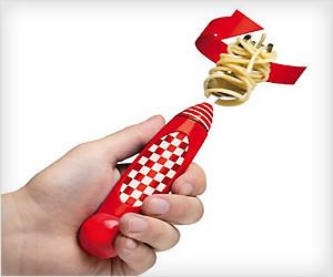 Motorized Spaghetti Fork