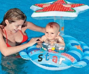 baby pool floater water toy