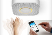 Next Wifi smoke alarm with alerts on smartphone