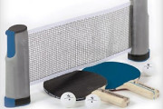 Portable Table Tennis Set to play anywhere