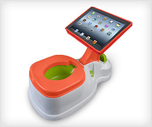 iPad Potty Seat