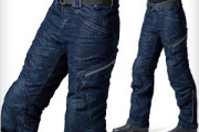 BMW Motorcycle Denim Pants with knee protectors