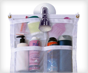 Mesh Shower Organizer for Bath Shampoo products