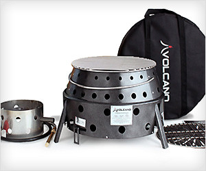 Collapsible Cook Stove