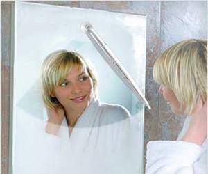 Bathroom Mirror Wiper