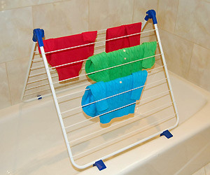 Bathtub Drying Rack