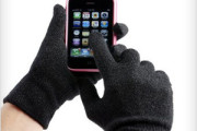 Special gloves to use touchscreen iphone, ipad