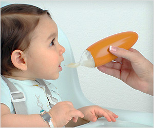 Baby Food Dispenser