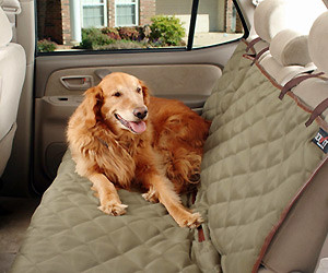 Car Seat Pet Cover