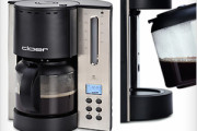 Coffee Maker removes bitterness after taste in coffee
