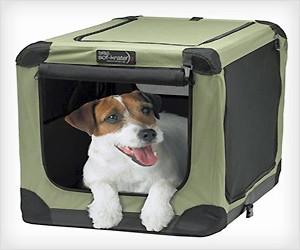 Mesh Pet Crate